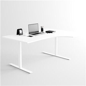 svangt-hoj-och-sankbart-skrivbord-vitt-stativ-och-vit-skiva